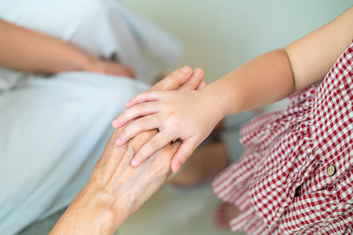 Acompañamiento integral al familiar durante el ingreso