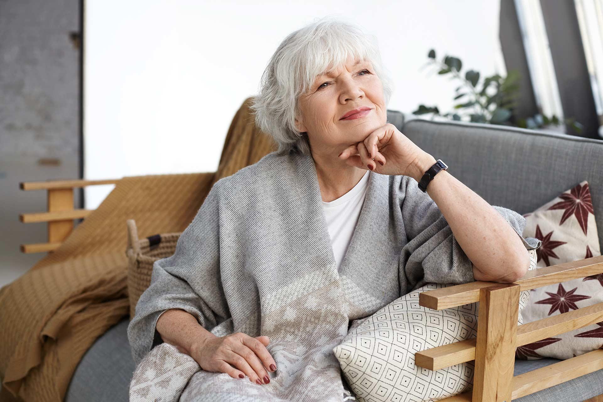 La importancia de la imagen personal en nuestros mayores